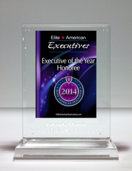 YM Elite American Executive Desktop Marquee